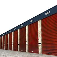 240 sq. feet storage room