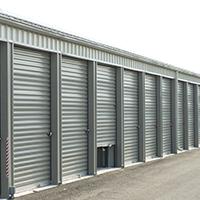40 sq. feet storage room