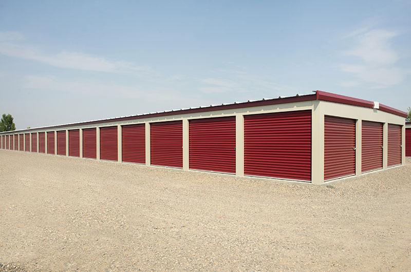 12X20 storage room